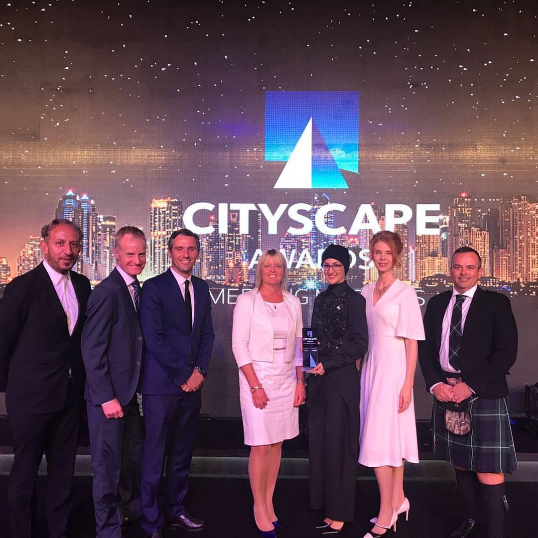 Edges Wins Cityscape Award