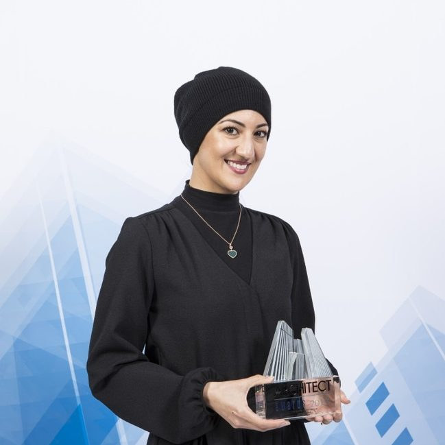 Hend Almatrouk is MEA Young Architect of the Year 2017